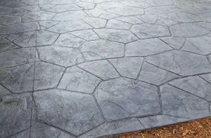 orchard stone stamped patio
